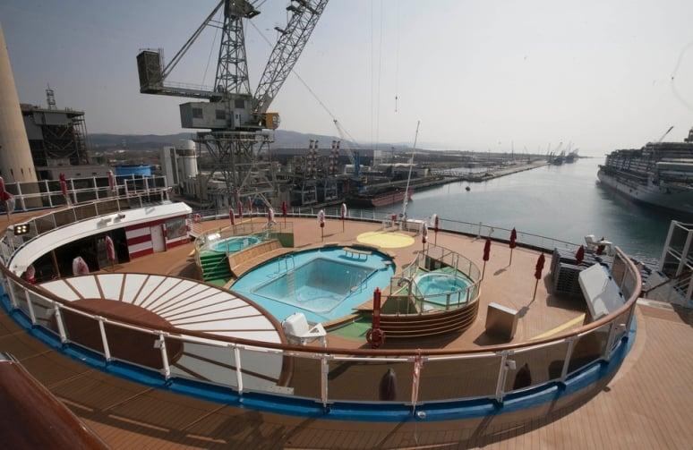 Carnival Horizon, Carnival Cruise Line 2