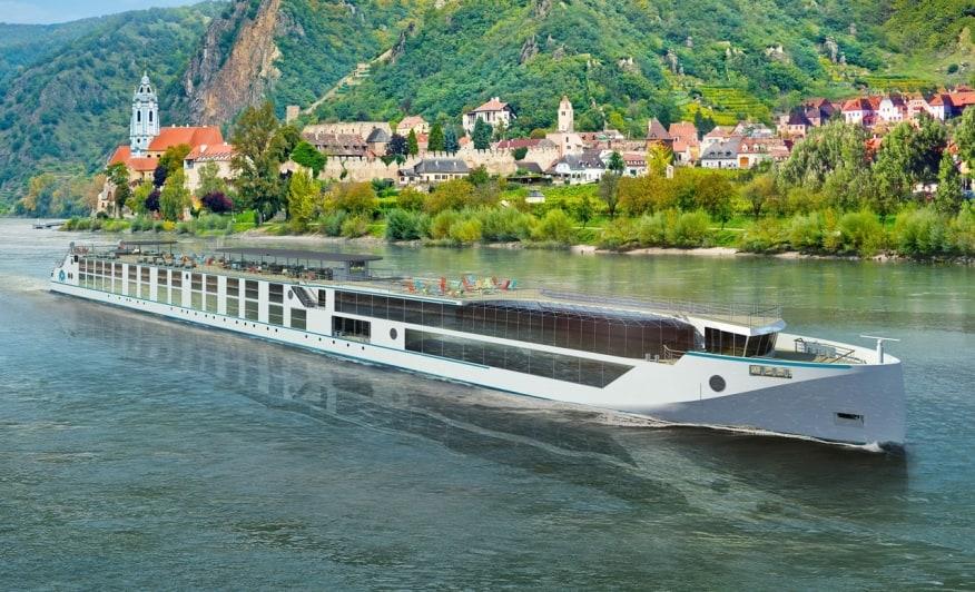 Crociere fluviali, Crystal Debussy entra nella flotta di Crystal River Cruises