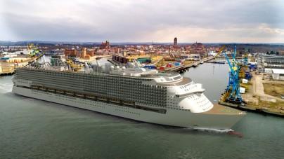 Dream Cruises: nuovi rendering delle navi Global Class. A bordo intelligenza artificiale, robot e tecnologia avanzata