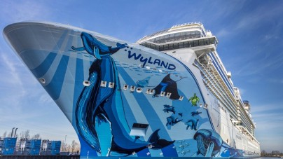 Norwegian Cruise Line a TTG Incontri 2018