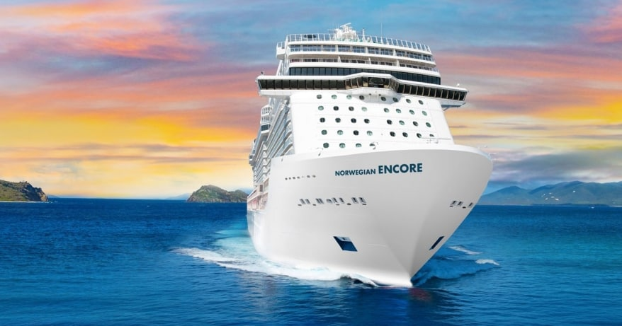 NCL apre le prenotazioni per le crociere caraibiche della nuova Norwegian Encore