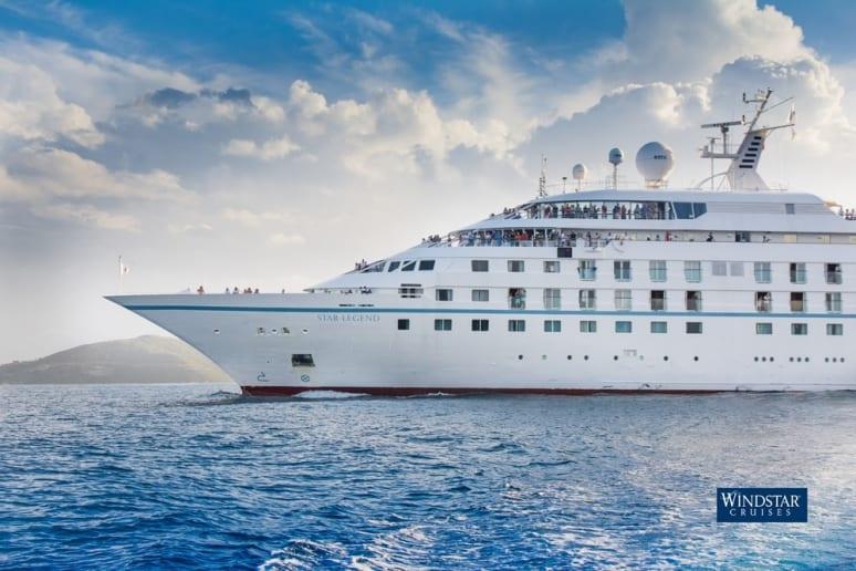Star Legend, Windstar Cruises