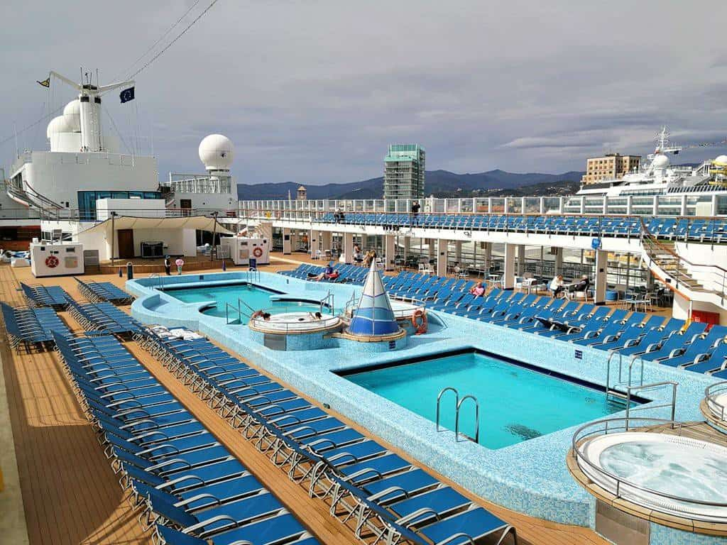 Costa victoria dream blog cruise magazine for Costa neoriviera piano nave