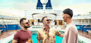 Da Axel Hotels la prima crociera LGBTQ in partnership con Dreamlines