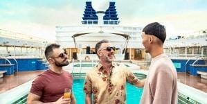 Da Axel Hotels la prima crociera LGBTQ in partnership con Dreamlines