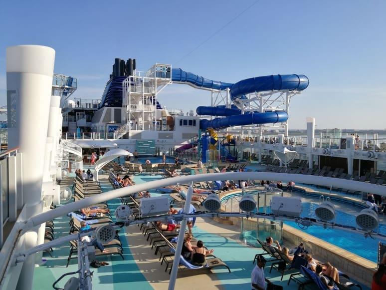 Norwegian Bliss, Norwegian Cruise Line