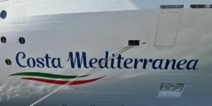 Nuova livrea per le navi della flotta Costa Crociere