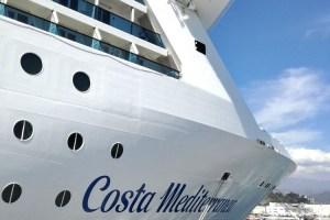 Costa Mediterranea, Costa Crociere
