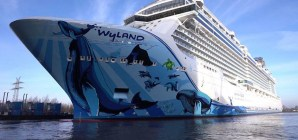 Norwegian Cruise Line: a Bremerhaven il debutto di Norwegian Bliss