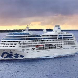 Princess Cruises: nel 2020 una nuova World Cruise a bordo di Pacific Princess. 111 giorni e 42 destinazioni raggiunte