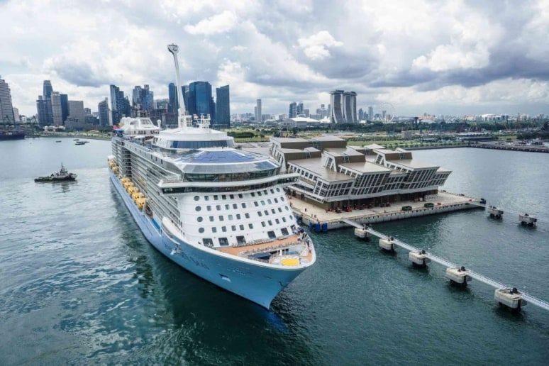 Quantum of the Seas Singapore
