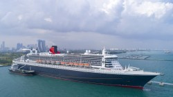 Cunard: scalo a Singapore nella World Cruise di Queen Mary 2