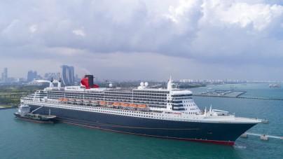 Cunard: scalo a Singapore nella World Cruise di Queen Mary 2