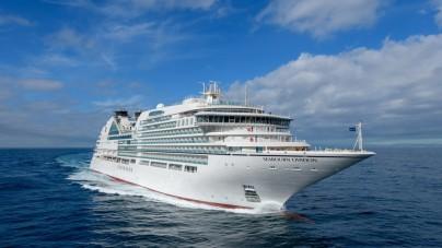 Fincantieri consegna a Sestri la luxury ship Seabourn Ovation