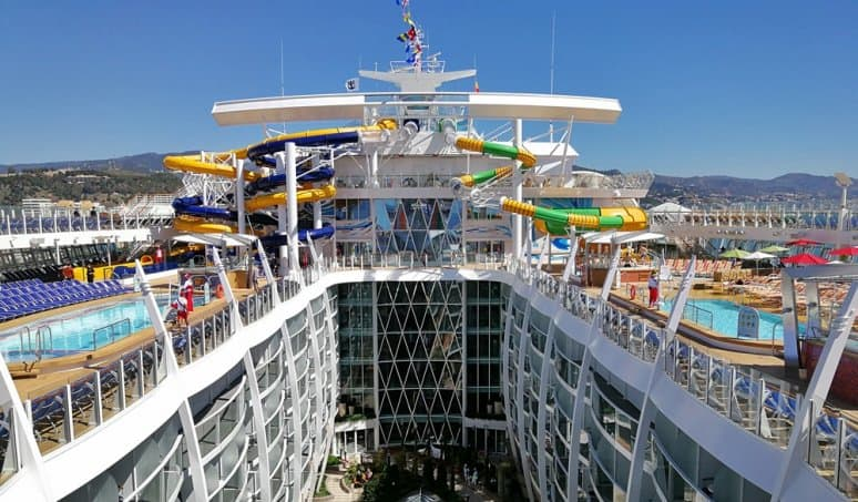 Symphony of the Seas, Royal Caribbean International 1