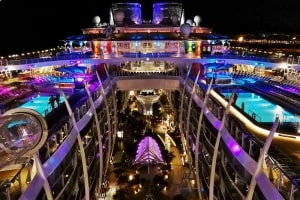 Symphony of the Seas, Royal Caribbean International
