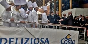 Costa Crociere e Fondazione Banco Alimentare Onlus: la lotta allo spreco alimentare sbarca a Bari