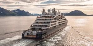 Ponant: consegnata Le Champlain, seconda unità di classe Explorer