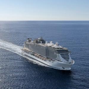 MSC Crociere, approvato il finanziamento per la costruzione delle nuove navi di classe Seaside EVO