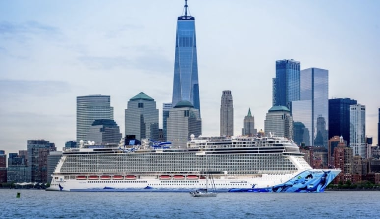Norwegian Bliss New York
