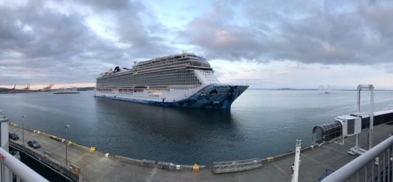 Norwegian Bliss Seattle