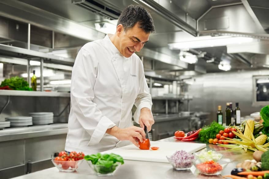 MSC Crociere: sesta partnership stellata con lo chef spagnolo Ramón Freixa