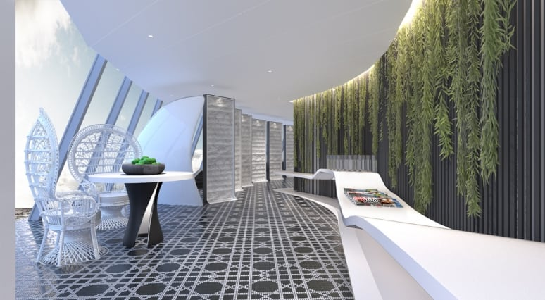 The Spa Celebrity Edge Thermal Suite
