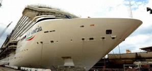 A Monfalcone il varo tecnico di Costa Venezia, la prima nave di Costa Crociere costruita per il  mercato cinese