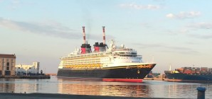 Disney Cruise Line: maiden call per Disney Magic a Genova