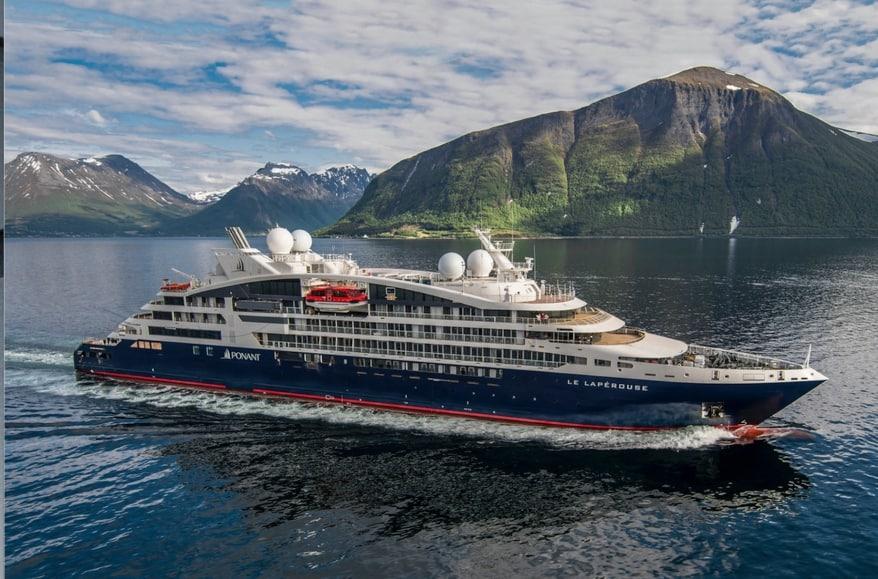 Ponant: battezzata a Reykjavik la nuova lussuosa ammiraglia Le Lapérouse