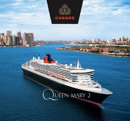Queen Mary 2, Cunard