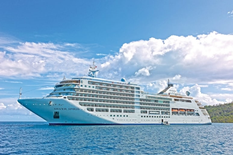 Alidays Travel Experiences & Silversea Cruises 2