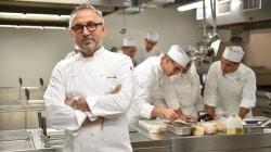 Formazione Costa Crociere: lo Chef Bruno Barbieri sfida gli aspiranti cuochi di bordo con la mystery box