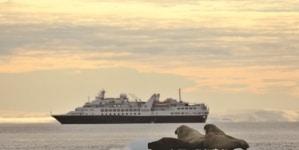 Silversea Expeditions, nel 2019 spedizione anniversario verso il Passaggio a Nord-Est