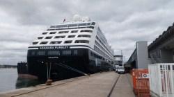 Azamara Club Cruises: battezzata a Southampton Azamara Pursuit, terza unità del brand