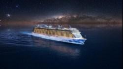 Princess Cruises: sarà Enchanted Princess il nome della quinta unità di classe Royal