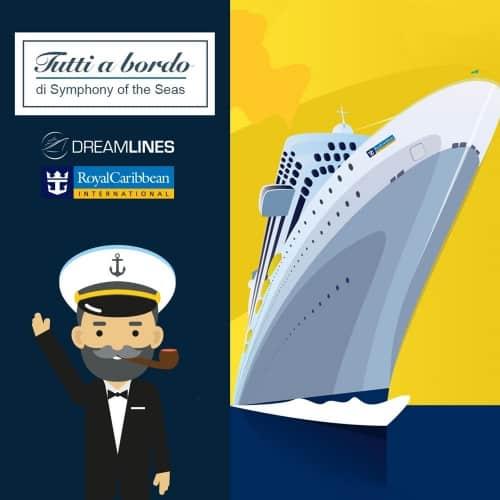 Turtti_a_bordo Symphony of the Seas - Dreamlines