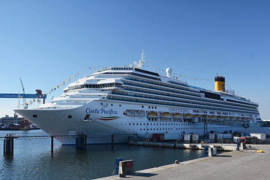 Costa Crociere-Porto di Kiel: celebrati ieri oltre 40 anni di partnership