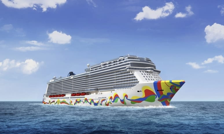 Norwegian Encore, Norwegian Cruise Line