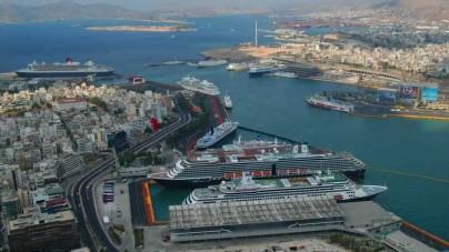 Porto del Pireo: in dirittura d'arrivo la gara d'appalto per l'espansione del terminal crociere