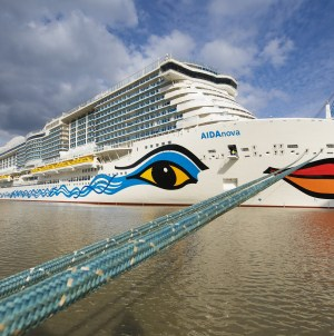 AIDAnova: ulteriore ritardo dei cantieri Meyer Werft. Consegna posticipata al 19 dicembre