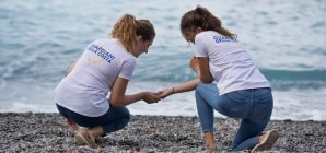 Guardiani della Costa: 5.700 studenti coinvolti e 2.610 chilometri di costa adottati con il progetto di Costa Crociere Foundation