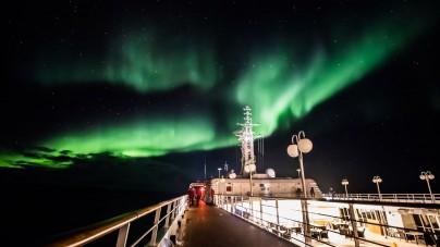 Silversea Expeditions: alla ricerca dell'aurora boreale con Silver Cloud