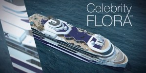 VIDEO: Celebrity Flora, i primi rendering ufficiali