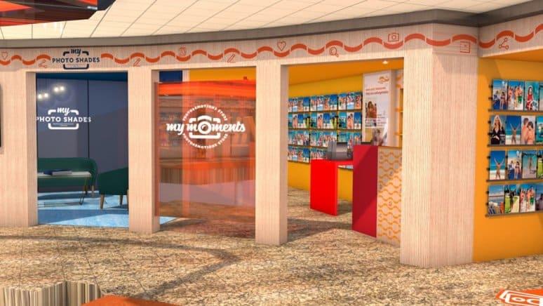 Photo Shop, Costa Fortuna, Costa Crociere