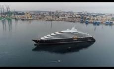 Video: Scenic Eclipse, dal cantiere navale Uljanik il primo time-lapse della costruzione