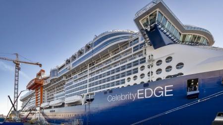Consegnata a Saint-Nazaire la nuova Celebrity Edge