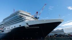 Holland America Line: presentata a Marghera Nieuw Statendam, nuova ammiraglia del brand