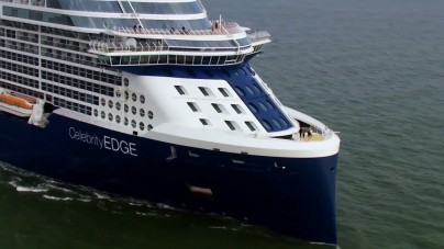 VIDEO: Celebrity Edge pronta al debutto
