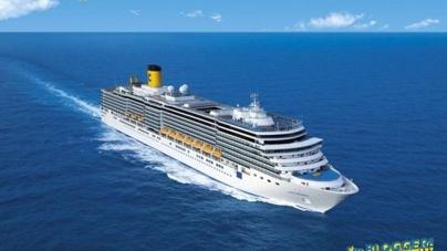 23 Febbraio 2010: una data  storica per Costa Crociere. Entra ufficialmente nella flotta Costa Deliziosa.